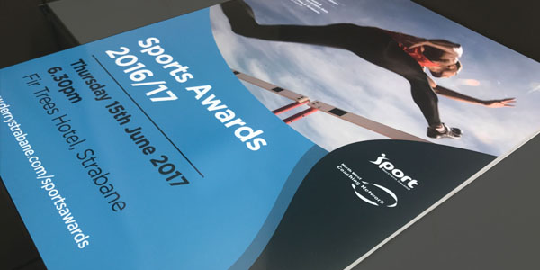 Sports Awards Booklet