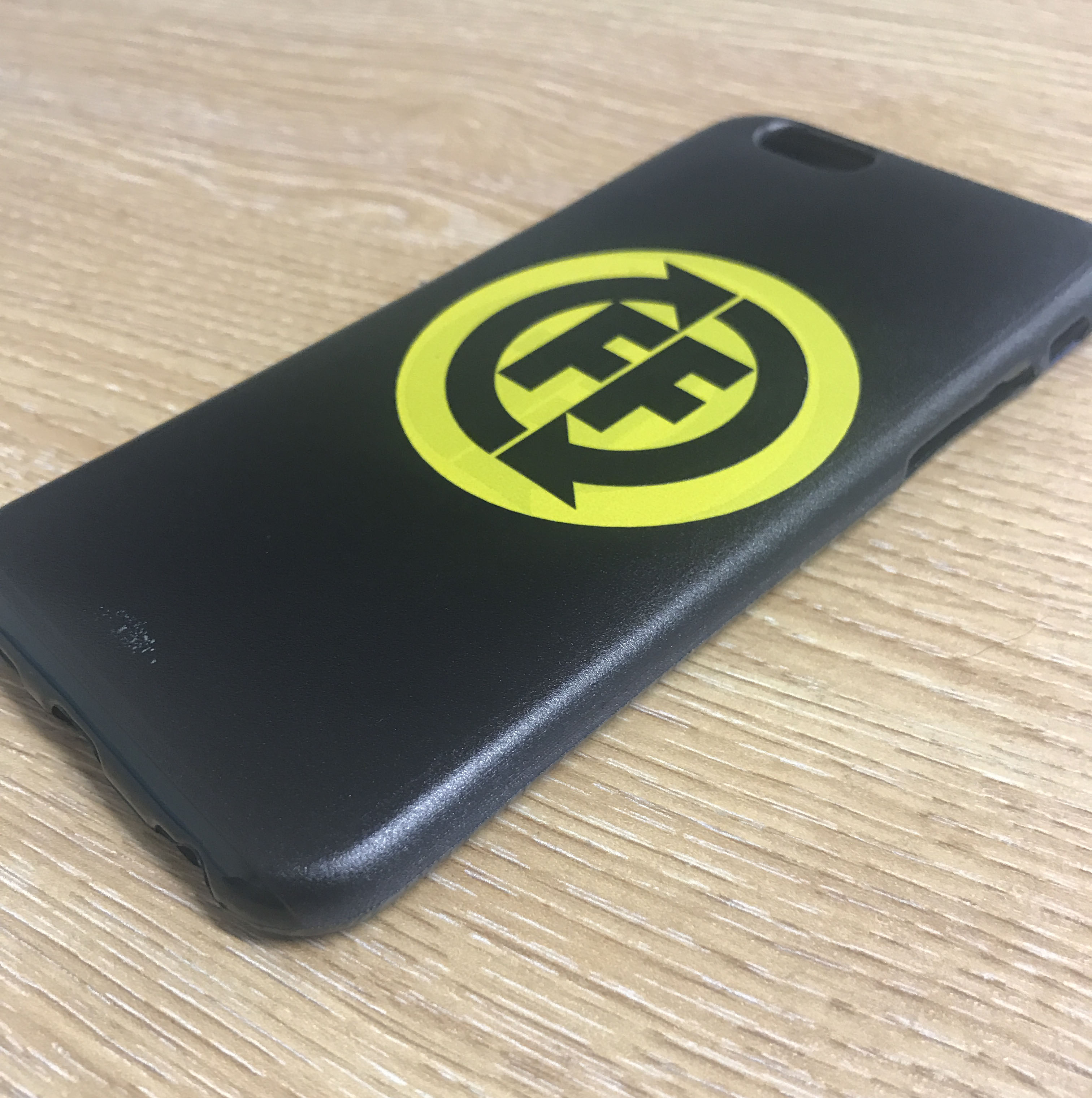 FF-Fitness printed phone cover